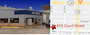 New Kansasland Tire & Service Store Added in Northeast Kansas